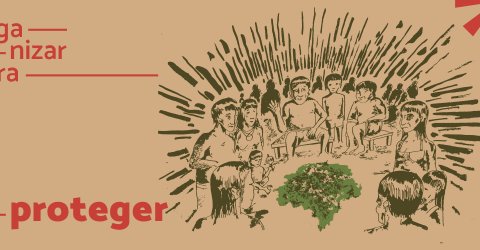 Organizar Para Proteger é a proposta indígena para conter devastação dos biomas brasileiros
